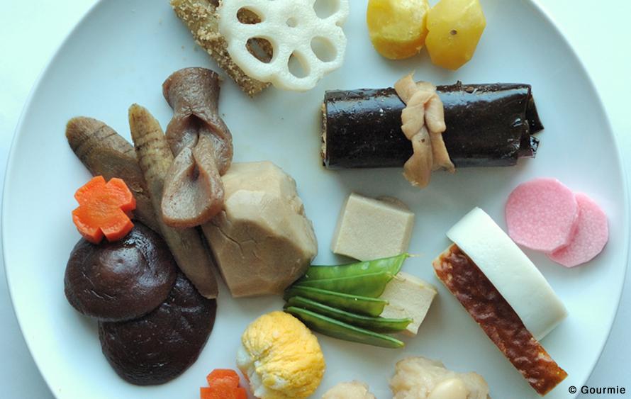 Japanisches Essen von Gourmie