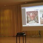 Markus präsentierte die Gewinner des Foto-Wettbewerbs